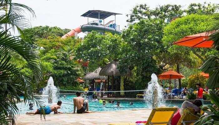 A glimpse inside Waterbom Bali Water Park