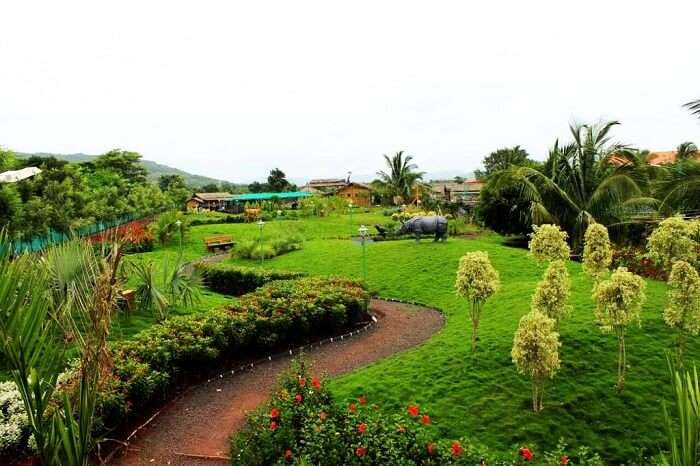 Prathamesh Farms & Agro Resorts Pune
