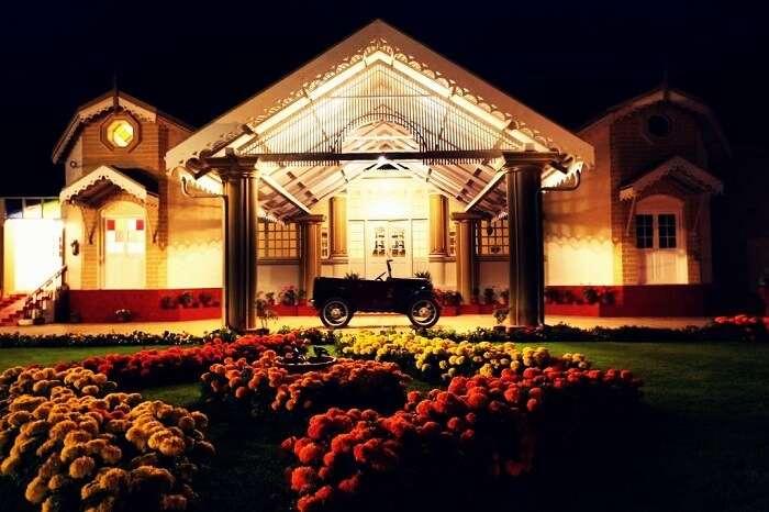 The Grange Hotel Ooty