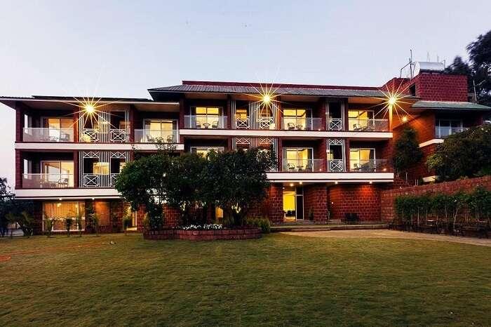 Bella Vista Resort, Panchgani