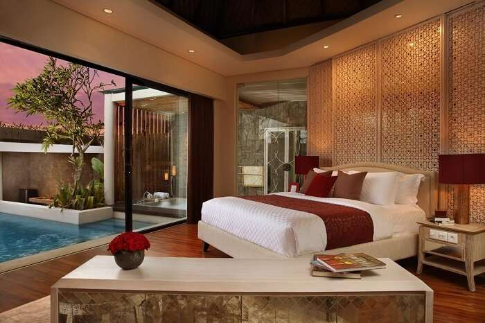 Berry Amour Romantic Villas, Seminyak
