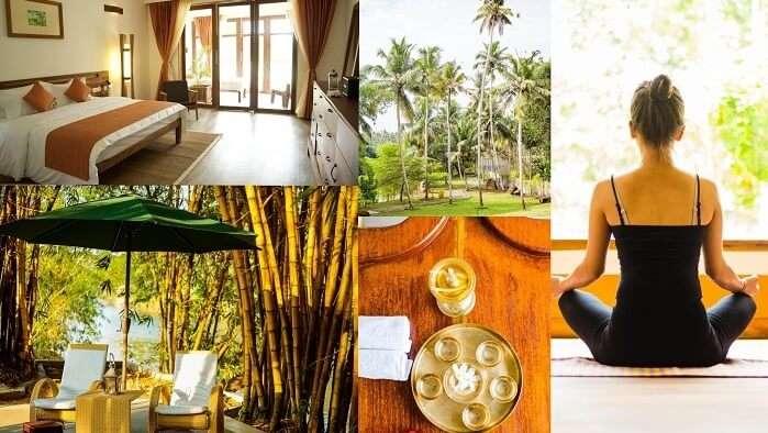 Facilities at Mekosha Ayurveda Resort