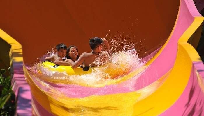 Waterbom Bali Indonesia
