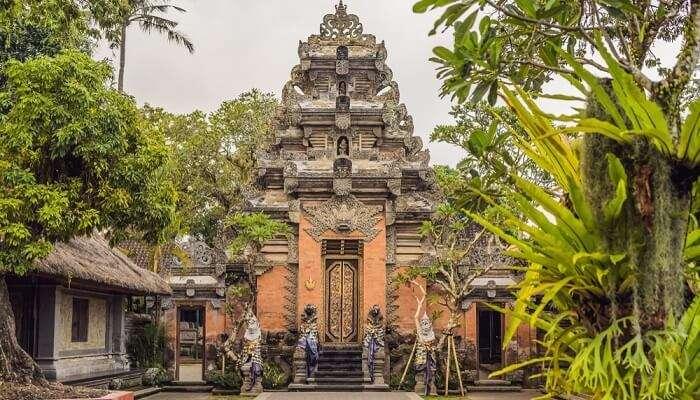 Ubud Palace Puri Saren Agung