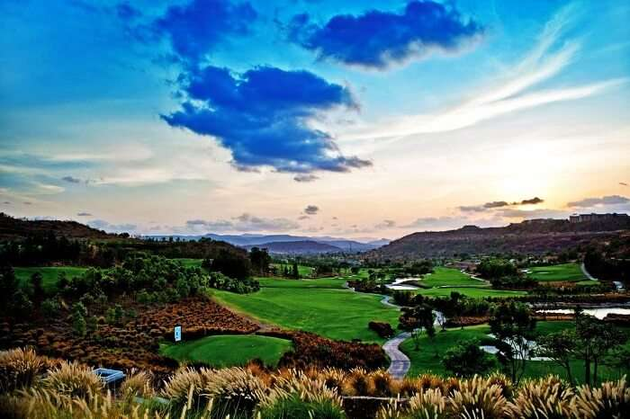 Oxford Golf Resort Pune