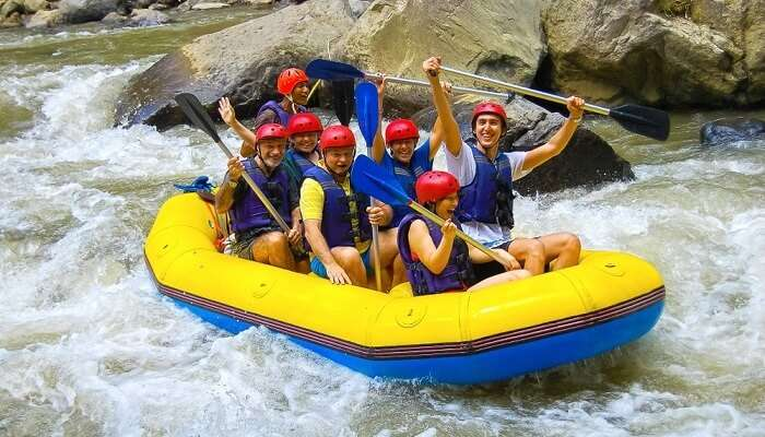 Rafting,In,The,Canyon, Bali,,Indonesia