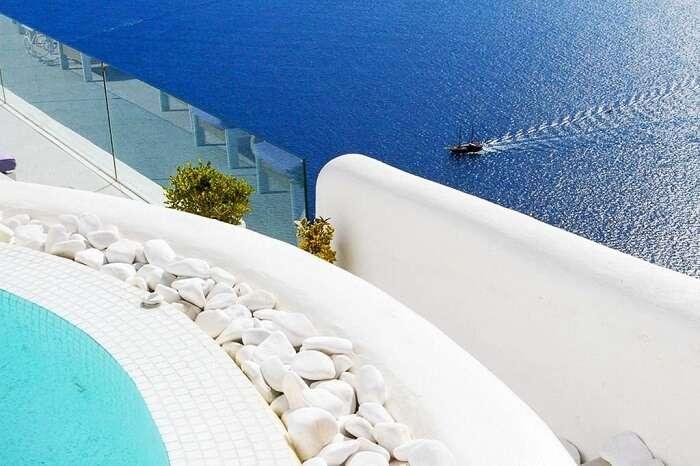 Dana Villas In Santorini