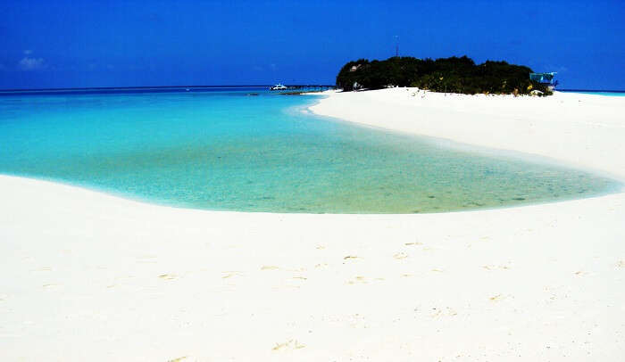 Olhahali Island, Maldives