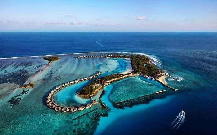 Cruise to Maldives