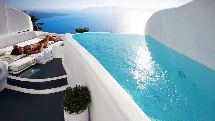 The Honeymoon Villa at Dana Villas