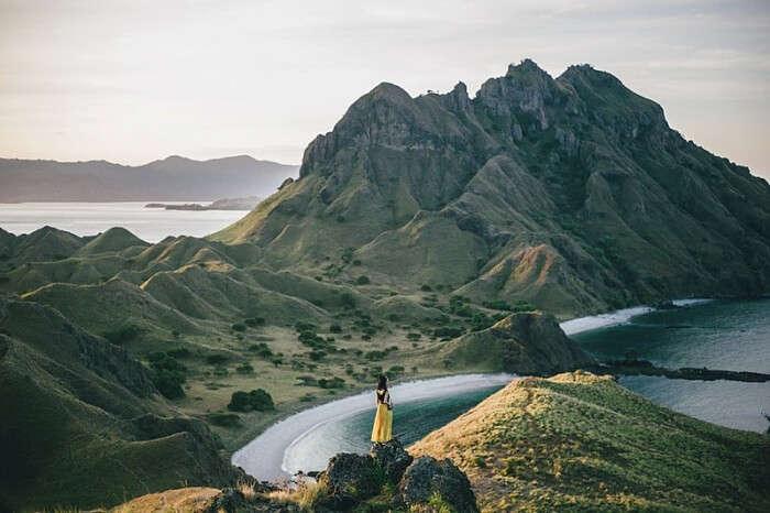 Adventurous Excursion To Trek Padar