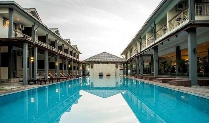 best budget resort langkawi