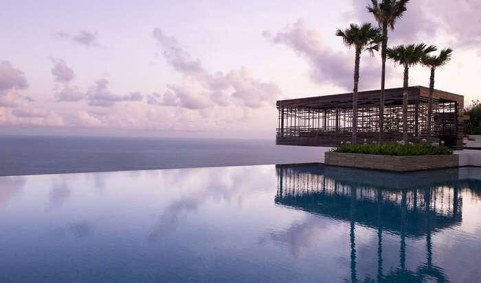 the breathtaking architecture of the luxury-loaded alila villas uluwatu