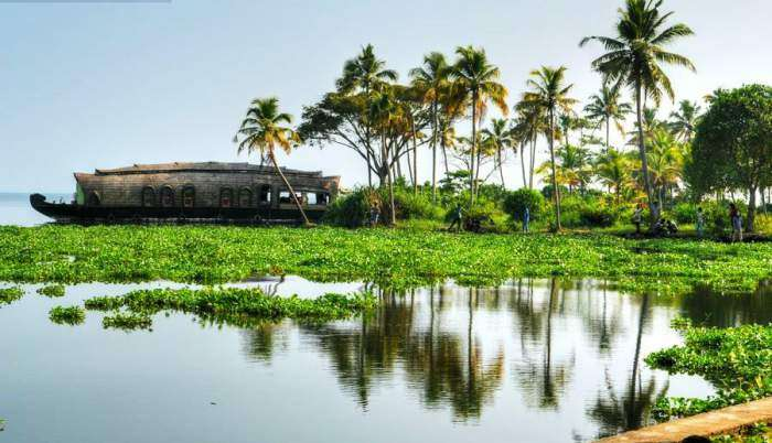 Experience of the serene backwaters, the beautiful beaches, and mind bogglingly green landscape of Kerala