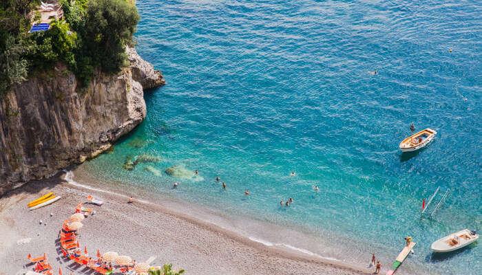Arienzo Beach Naples