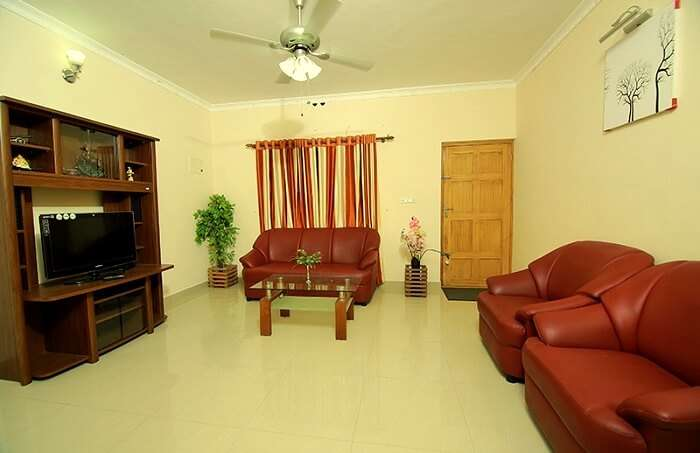 luxury homestays in munnar