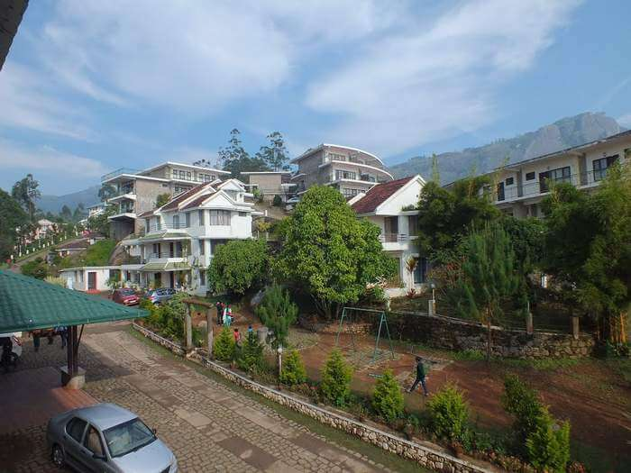 Ayur Country resort is another beautiful resort in Munnar for a budget stay