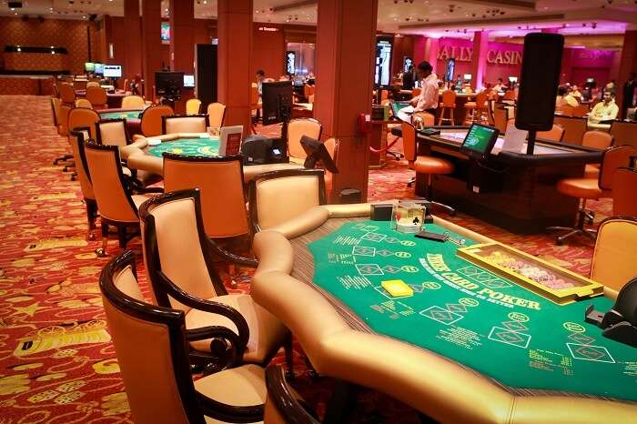 Bally's Casino - The top spot amongst other attractions from nightlife in Colombo