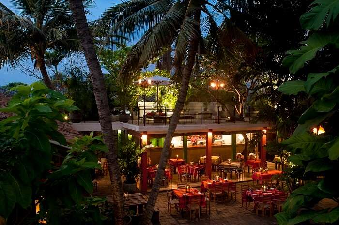 Barefoot Garden Cafe - The most dazzling of the nightlife in Colombo for the quiet crowd