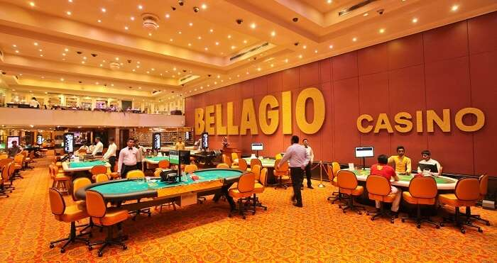 Bellagio Casino - The casino to enjoy the best kind of Colombo's nightlife