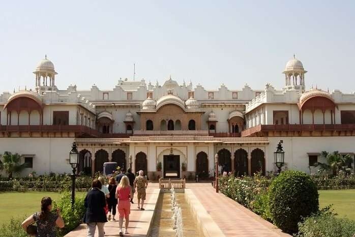 Bharatpur Laxmi Vilas Palace