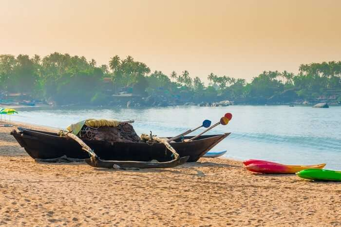 Butterfly Beach is among the most famous beaches in South Goa
