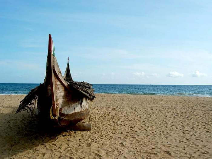 Serene beauty of Cherai Beach in Cochin