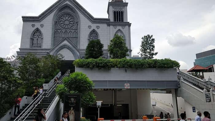 Church Of Saint Adolphus