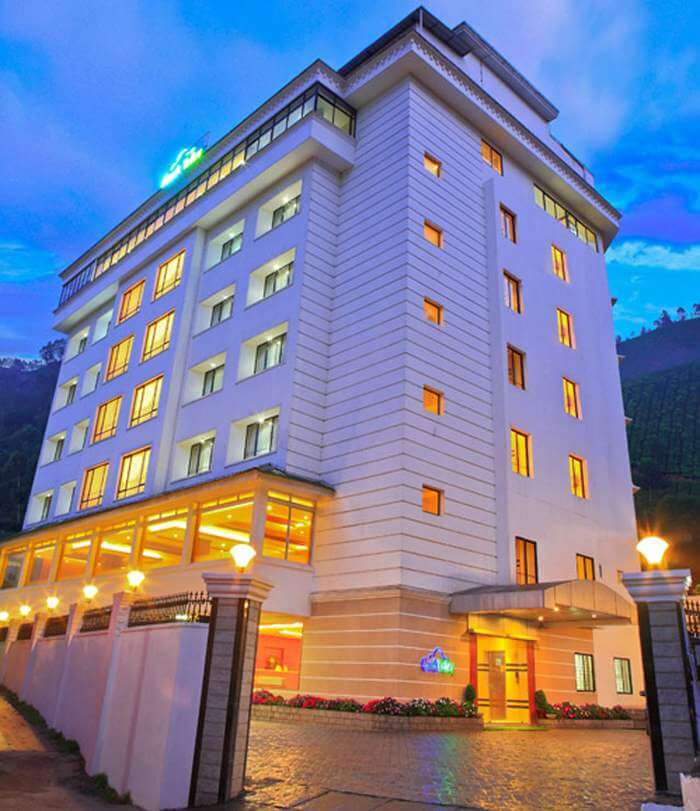 Clouds Valley Leisure Hotel is another choice among the best resort in Munnar