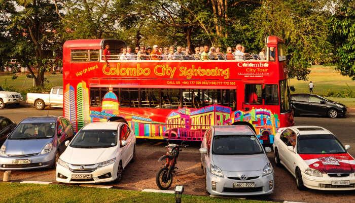 Colombo Bus Tour