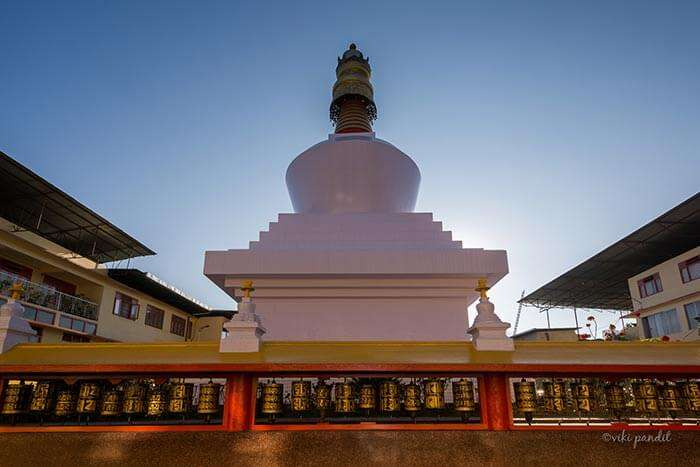 Do Drul Chorten Stupa in Gangtok