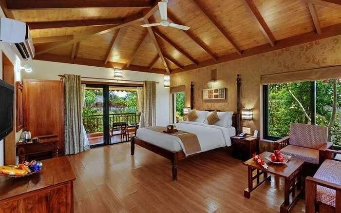 Fern Gir Forest Resort rooms