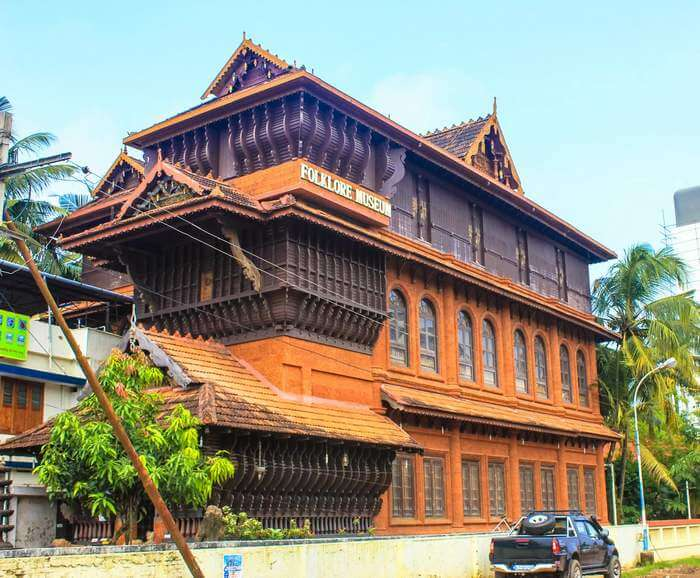 One of the best places to visit in Cochin is Folklore Museum