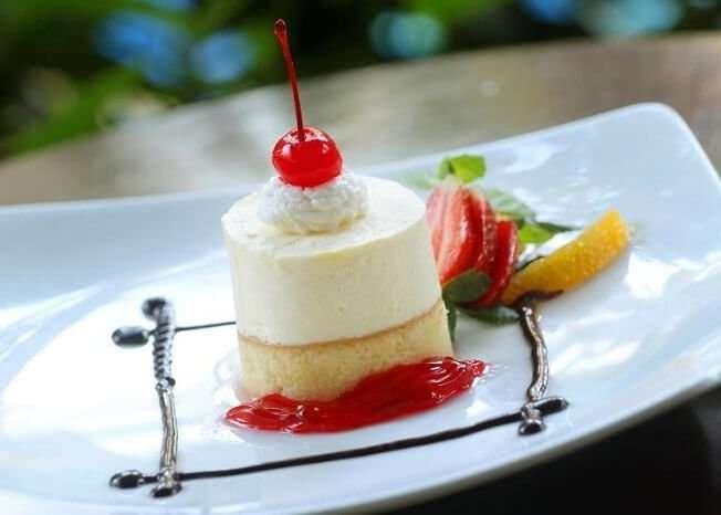 delicious variety of fare served in Furama Villas