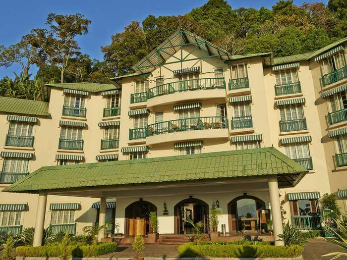 Glenmore Resort is among the best hotel in Munnar