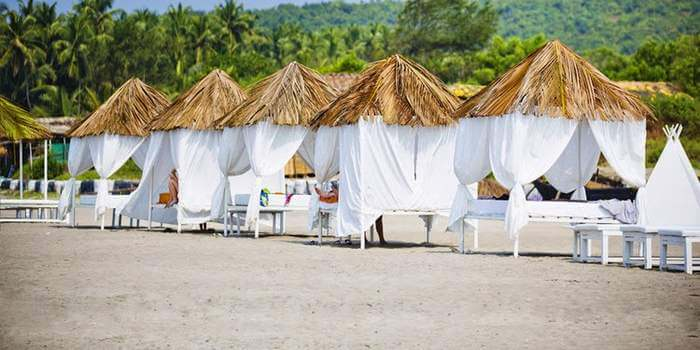 Camping in Goa became more luxurious with these glamps coming up