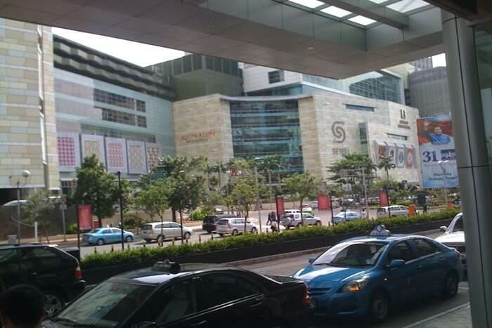 Grand Indonesia Mall