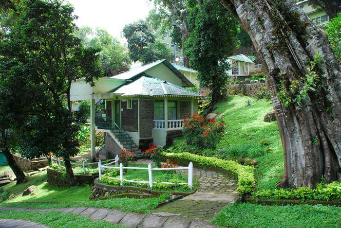 Great Escapes Resort has beautiful cottages for a memorable stay in Munnar