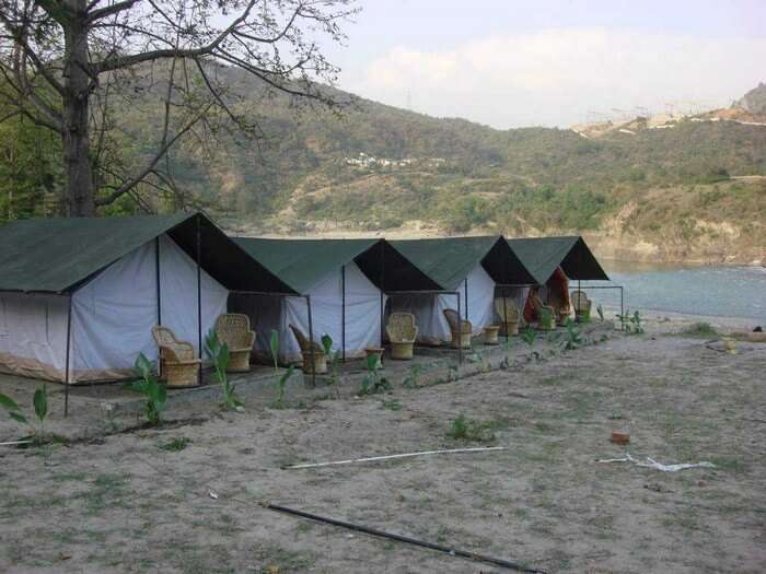 Glamping by the riverside in Jim Corbett is a recent trend for adventure enthusiast