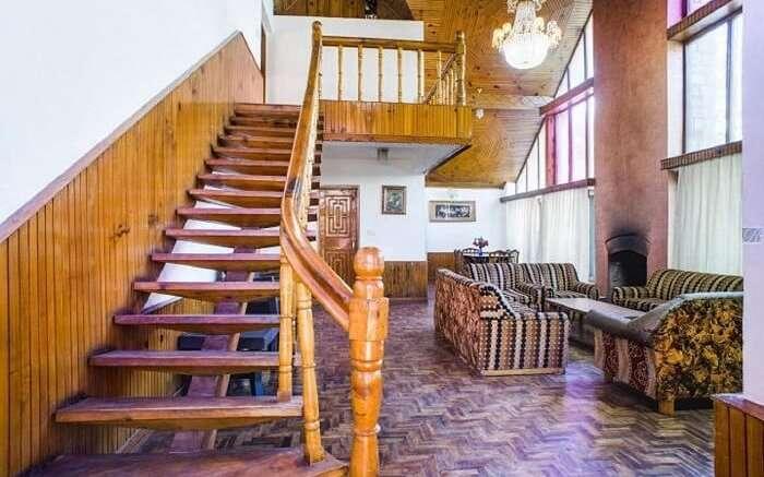 Kalinga Cottages interiors