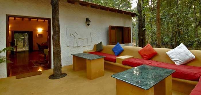 A glamp in Kanha Madhya Pradesh guarantees luxury stay amidst natural settings