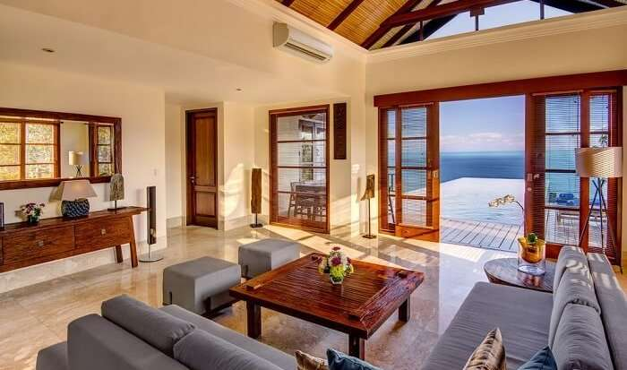 room in Karma Kandara with private pool