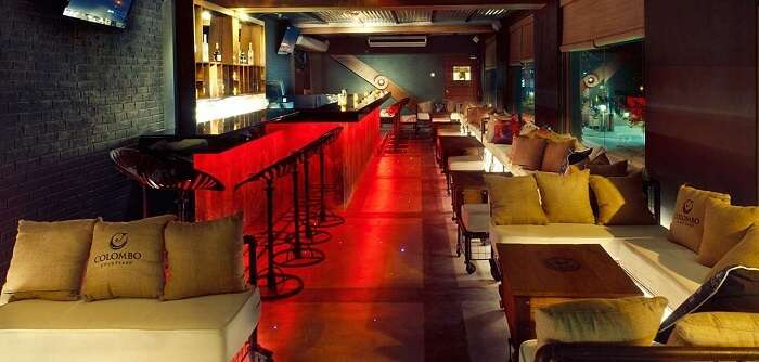 Loft Lounge Bar - A quirky themed addition in the list of Colombia's nightlife