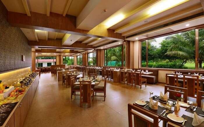 lords resort restaurant