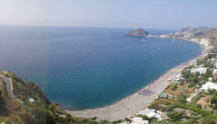 Maronti Beach Naples