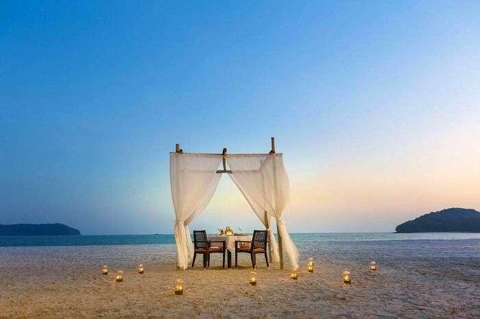 beach resorts in langkawi