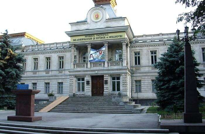 National Museum Of Moldovan Art