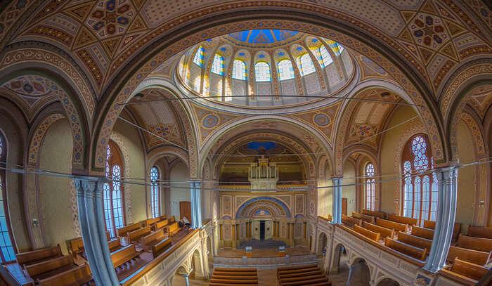 Neolog Synagogue Zion