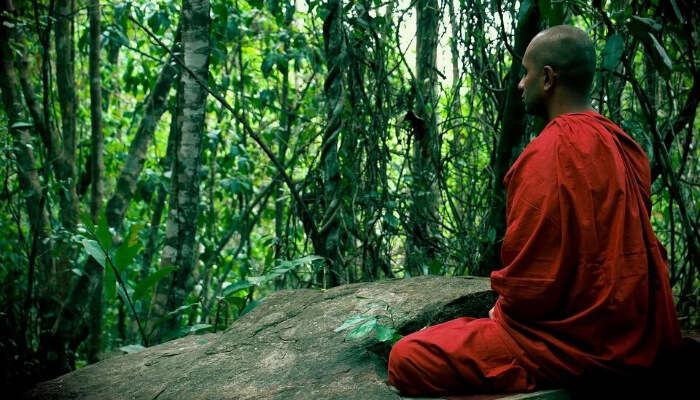 Nilambe Buddhist Meditation Centre
