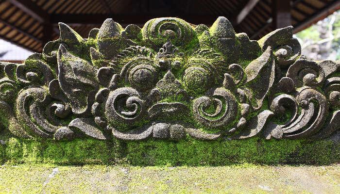 Pura Gunung Lebah Temple in Bali